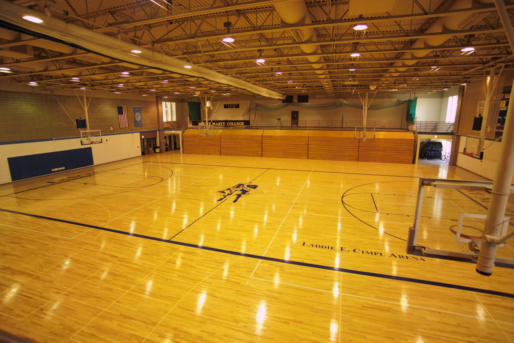 Mount Marty College >> Athletic Facilities Mount Marty College Athletics
