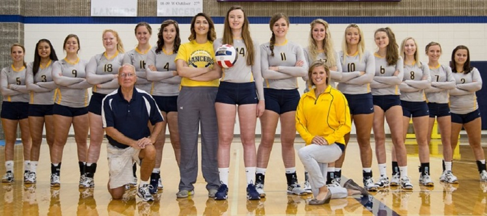 Mount Marty College >> Mount Marty College 2016 Volleyball Roster